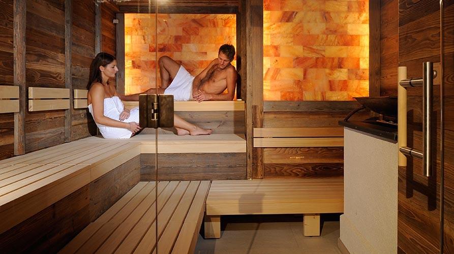 Home Sauna Salt Rooms Massage Tables Interior Balaz